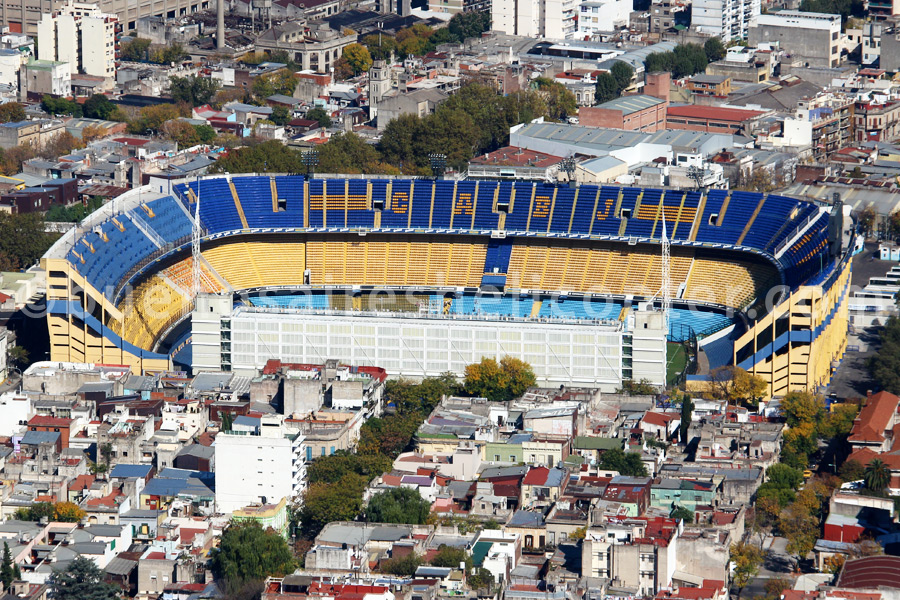 Estádio do Boca Juniors - La Bombonera